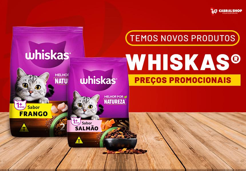 Banner Mobile - Whiskas